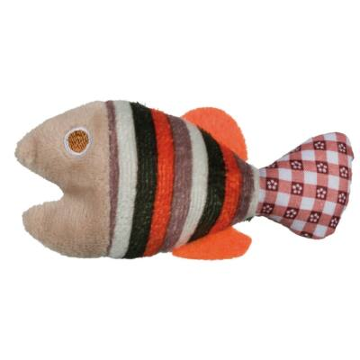 Textil játék törpesüniknek - hal