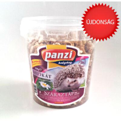 Panzi száraztáp sünök számára