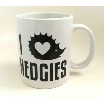 """Sünös bögre - """"I LOVE HEDGIES 1."""""""