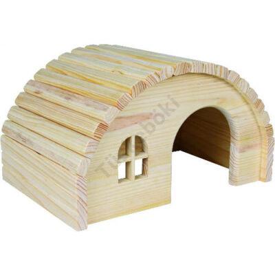 Faház íves tetővel törpesün számára