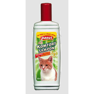 Panzi Komfort macska sampon 200 ml