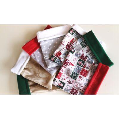 Karácsonyi/téli bújózsák törpesünnek