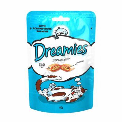 Dreamies jutalomfalat - csemege lazac