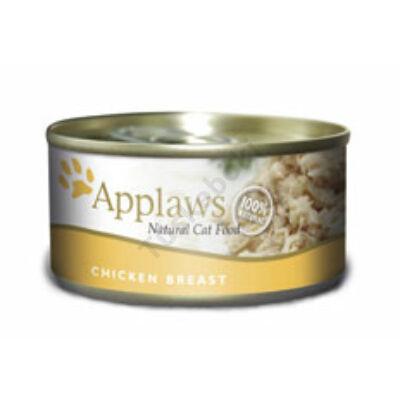 Applaws konzerv csirkemell 70 g